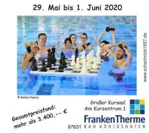 Kleines Unterfränkisches Schachfestival