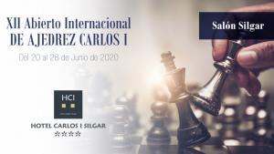 12th International Chess Open Carlos I Silgar - Sanxenxo | Spanien ****